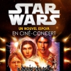 affiche STAR WARS IN CONCERT