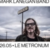 affiche MARK LANEGAN BAND