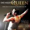 affiche ONE NIGHT OF QUEEN
