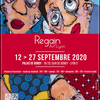affiche Salon Regain Art'Lyon