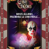 affiche Crazy Circus - Escape et laser game spécial Halloween