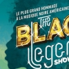 affiche THE BLACK LEGENDS - SHOW