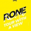 affiche RONE - TOUR WITH A VIEW + 1ERE PARTIE
