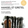 affiche HANSEL ET GRETEL - ORCHESTRE NATIONAL D'ILE DE FRANCE