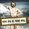 affiche CENT ANS DE MUSIC-HALL