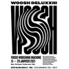 affiche Woosh DELUXXIII - SHORT CUTS & FRAGILIT Y TRAINING INSTITUTE