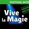 affiche FEST. INTERNATIONAL VIVE LA MAGIE