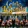 affiche CELTIC LEGENDS - FROM BELFAST TO DUBLIN TOUR 2021