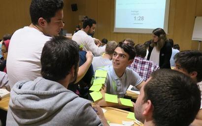 Entreprenariat. 80 étudiants passent la nuit à innover